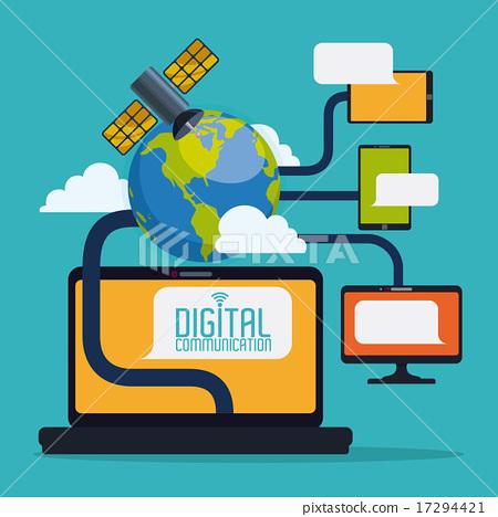 digital communication network
