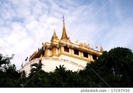 泰國宮殿寺廟 17297430