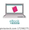 e-book book laptop 17298275