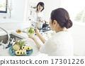 夫人 烹飪 女士 17301226