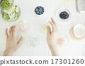 馬卡龍 甜點 室內裝飾 17301260