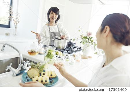 烹饪 人物 厨房 17301400