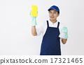 인물, 사람, 청소 17321465