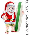 Surfing Santa 17322018