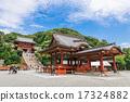 가마쿠라 쓰루 오카 하치만 구 마이 전과 모토미야 17324882