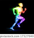 奔跑 跑步 运行 17327040