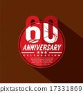 60th Years Anniversary Celebration Design 17331869