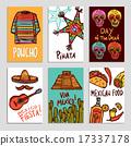 poster, set, mexico 17337178
