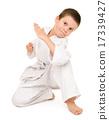 boy in white kimono 17339427