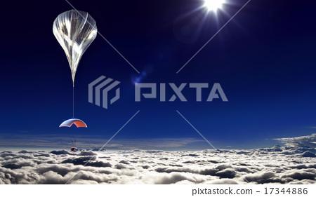 풍선으로 우주 여행 1 17344886