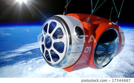 풍선으로 우주 여행 2 17344887