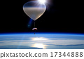 Space travel with a balloon 3 17344888