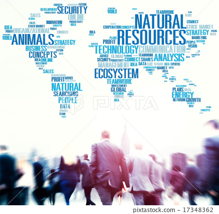 Natural Resources Conservation Environmental Ecology Concept 17348362