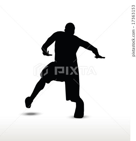 basketball player 17363153