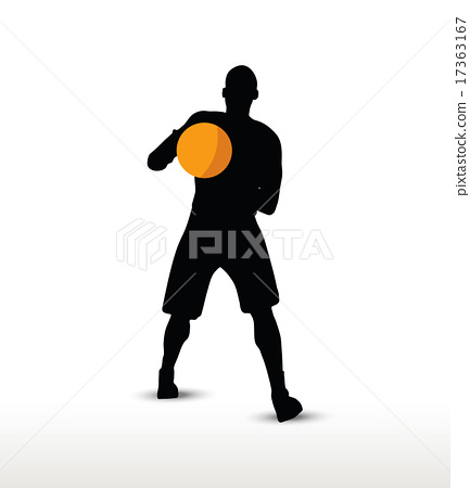 basketball player 17363167