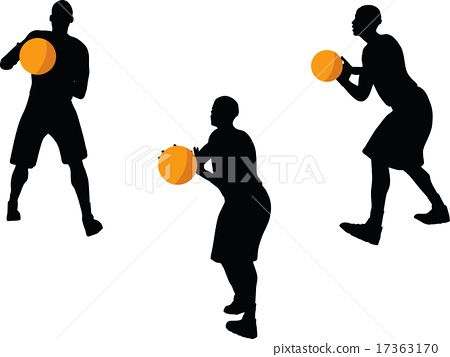 basketball player 17363170