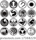 圖標 Icon 盾徽 17368229