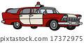 汽车 巡逻 车 17372975