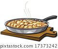 potato gratin 17373242