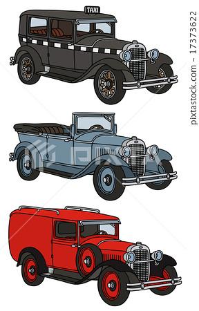 Vintage cars 17373622