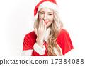 聖誕老公公 聖誕老人 人類 17384088