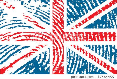 flag of United Kingdom 17384455