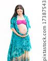 懷孕 夫人 女士 17387543