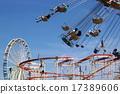 fun fair rides 17389606