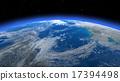 地球仪 土地 土 17394498