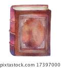 골동품, 책, 표지 17397000