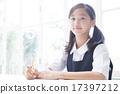 學習 制服 校服 17397212