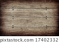 Wooden boards background 17402332