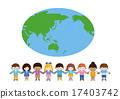 全球 土 土地 17403742