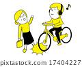 自行车交通规则 17404227