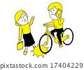 自行车交通规则 17404229