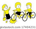 自行车交通规则 17404231