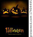 Laughing Halloween lanterns 17404495