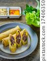 spring rolls 17406350