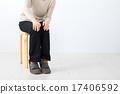 疼痛 哀痛 膝蓋疼痛 17406592
