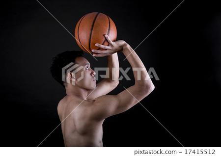 asian basketball player 17415512