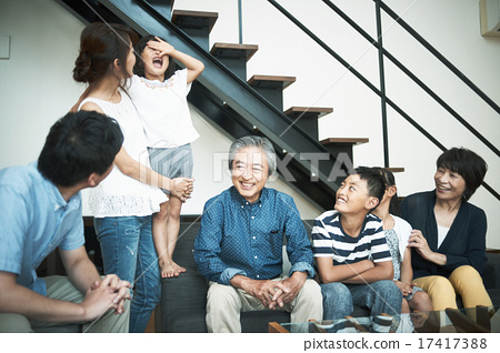 harmony, in harmony, living room 17417388