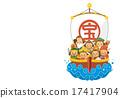 猴年 帆船 水手 17417904
