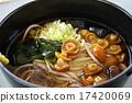 面 海藻 日式料理 17420069