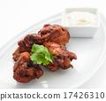 sauce, tartar, fried 17426310