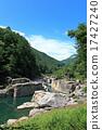 風景 河 自然 17427240