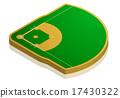 Baseball Field 17430322