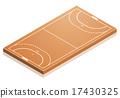 Handball Field 17430325