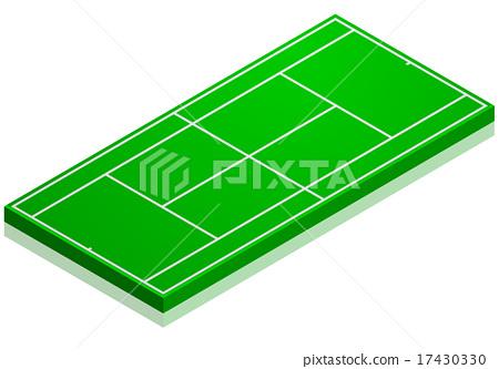 Tennis Court 17430330