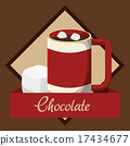 Chcolate design 17434677