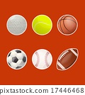 Collections of balls for play 17446468